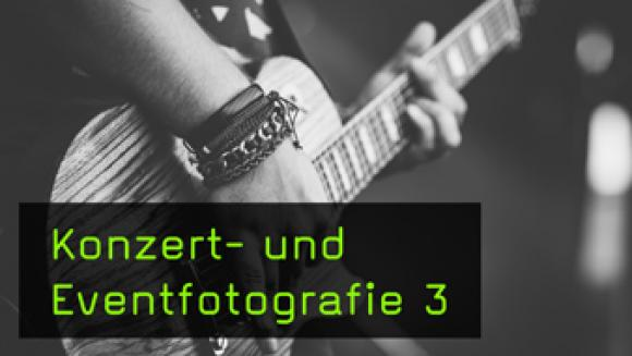 Equipment in der Konzertfotografie