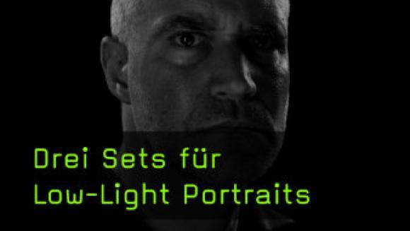 Low-Light Portraits