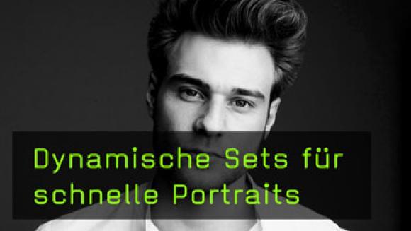 Sets für Portraitfotografie