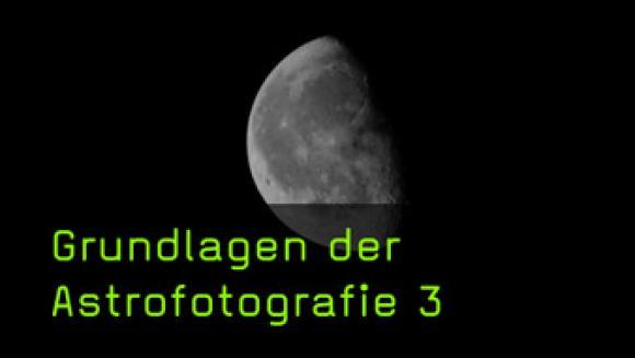 Den Mond fotografieren - Ein Einblick in die Planung und Praxis