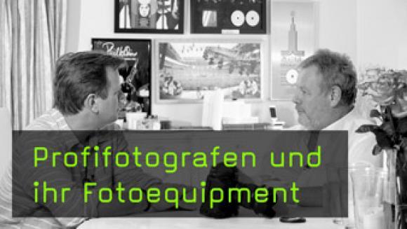 Equipment für Fotografen: das Werkzeug für Fotojobs