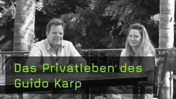 Ein exklusiver Einblick in das Leben von Guido Karp