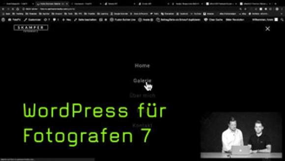 Bildergalerien in WordPress erstellen