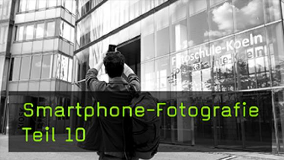Smartphone-Fotografie in der Stadt mit Marvin Ruppert
