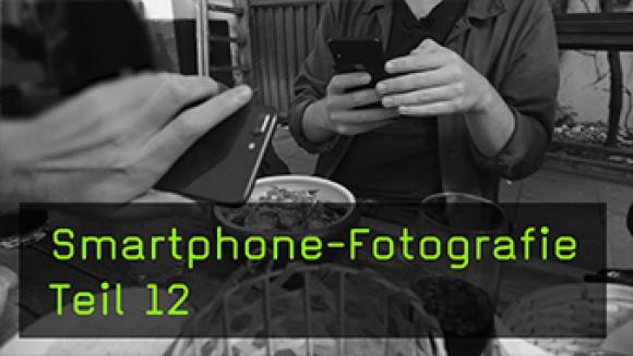 Foodfotografie mit dem Smartphone