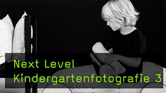 Neue Ideen für Kindergartenfotografie