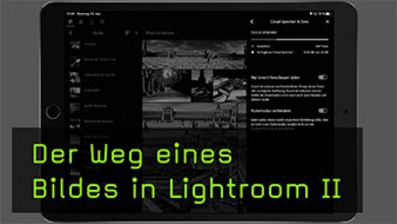 Voreinstellunegn in Lightroom CC