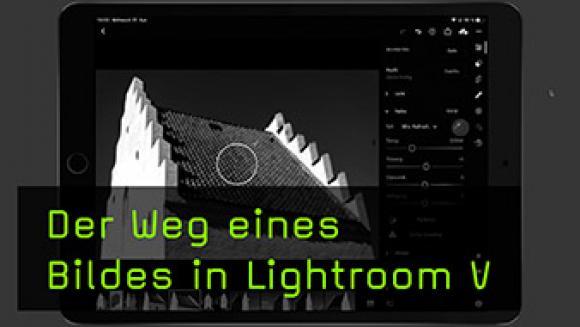Der Weg eines Bildes in Lightroom V