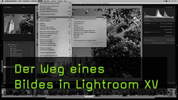 Der Weg eines Bildes in Lightroom XV