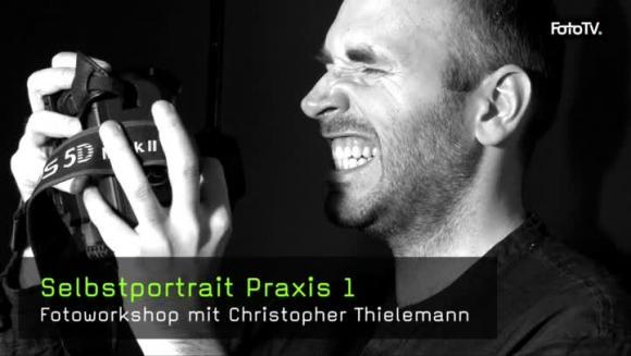 Selbstportrait Praxis