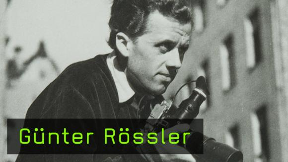Günter Rössler, DDR, Aktfotografie, Interview
