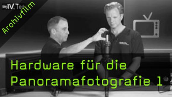 Panoramafotografie, Nodalpunktadapter, DIY, Selbstbau