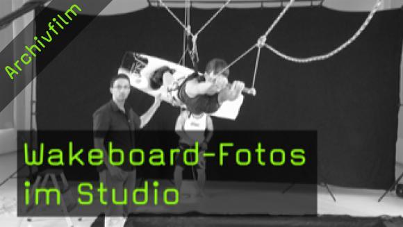 Sportshooting; Nikita Helm, Wakeboard, Studio