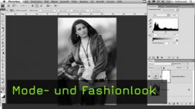 Calvin Hollywood Photoshop Fashion Look