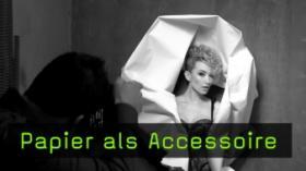 mit Accessoire fotografieren, Modestyle Aufnahmen