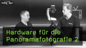 Panoramafotografie, Nodalpunktadapter, Panoramaköpfe
