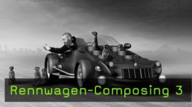 Bild-Composing, CGI, Photoshop, Cinema 4D, Polygone
