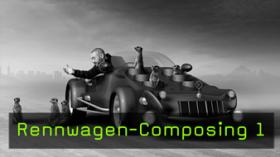 Bild-Composing, CGI, Photoshop, Cinema 4D