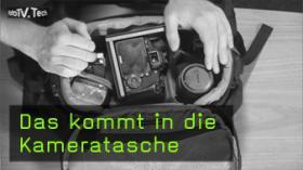 Reisefotografie, Portrait, Landschaft, Kameratasche, Fototasche packen