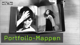 Portfolio-Mappen erstellen, Portfolios für Fotografen, mit Portfolios Jobs bekom