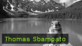Thomas Sbampato Fotografieren in Alaska und Canada