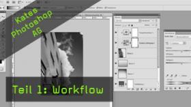 Kates Photoshop-AG, Workflow