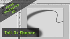 Kates Photoshop-AG, Ebenen, Masken