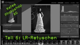 Kates Photoshop-AG, Retuschen, Lightroom