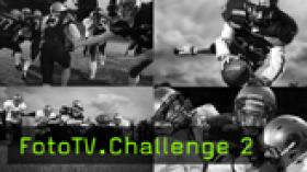 Football fotografieren, Tamron Challenge: Football Action