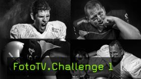 FotoTV.Challange, Manfrotto, American Football