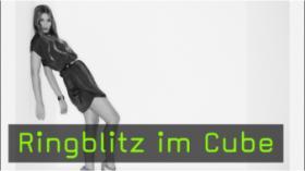 Cube mit Ringblitz verwenden
