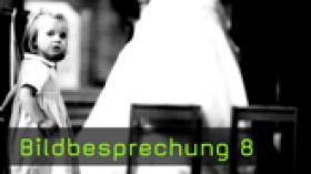 Bildbesprechung mit Eberhard Schuy und Michael Jordan