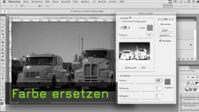 Umfärben in Photoshop CS5