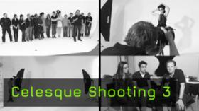 Editorial Fashion-Shooting Celesque Bildbesprechung