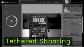 Tethered Shooting in Lightroom
