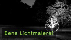 Lichtmalen in der Nacht, Lightpaintings machen, Fotos mit Licht malen