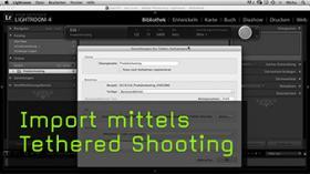 Tethered Shooting