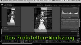 Freistellen in Lightroom