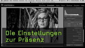 Lightroom Präsenz