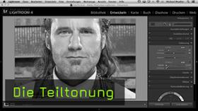 Teiltonung in Lightroom