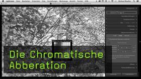 chromatische Aberration entfernen
