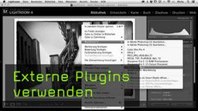 Externe Programme in Lightroom