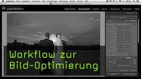 Bild in Lightroom optimieren