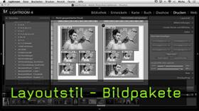 Layoutstil - Bildpakete