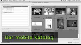 mobiler Lightroomkatalog