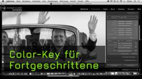 Color-Key in Lightroom erstellen