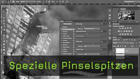 Pinselspitzen in Photoshop