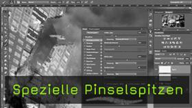 Pinselspitzen in Photoshop