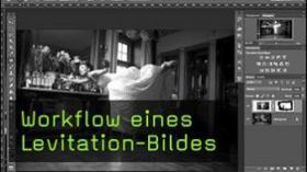 Levitation-Bild erstellen