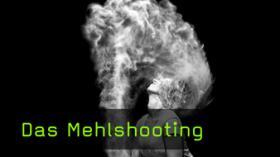 Fotografieren mit Mehl